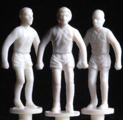 Subbuteo 2003 Figures - 5 Sets of 11