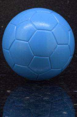 Top Spin Match Ball - Italia Blue