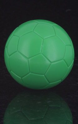 Top Spin Match Ball - Green